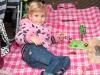 Meppel 1 aug. 2019: Drukke kinderrommelmarkt met goede handel