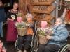 Meppel 12 febr 2020: Secretarie Bewoners Irenehuis en Reestoord bedanken ondernemers