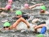 Meppel 16 juni 2019: De City Swim is genieten, maar ook afzien