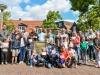 Meppel 16 juni 2019: Spannende Matavi viswedstrijd op Grachtenfestival