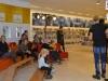 Meppel 16 nov. 2019: Kinderen genieten van voorstelling in bibliotheek