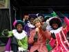 Meppel 16 nov. 2019:  Sinterklaas moet wel heel oud zijn.