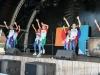 Meppel 22 aug. 2019: Zonnige 6e Donderdag Meppeldag gezellig druk en leuke talentenjacht