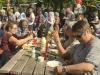 Meppel 27 juni 2019: MensA's Midzomer Feest werd gezellig samenzijn