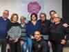 Meppel 3 febr.2020: Fleur Bloemen-bord bij Weerbaar Meppel