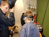 Meppel 31 jan. 2020: Stad en Esch Praktijkschool en Beroepen College hield Open Dagen