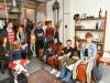 Meppel/ Nijeveen 23 febr. 2020: Echte Huiskamerfestival knus en genieten
