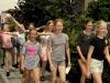 Nijeveen 18 juni 2019: Leerlingen basisscholen Nijeveen vieren feest