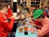 Nijeveen 18 okt 2019: Supportersvereniging SVN organiseerde Oktoberfest Bingo