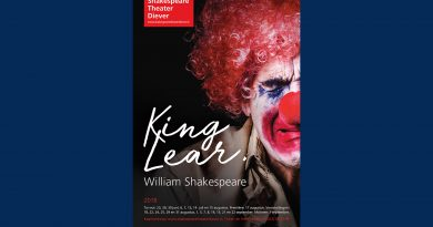 Eerste try-out 'King Lear' in Diever