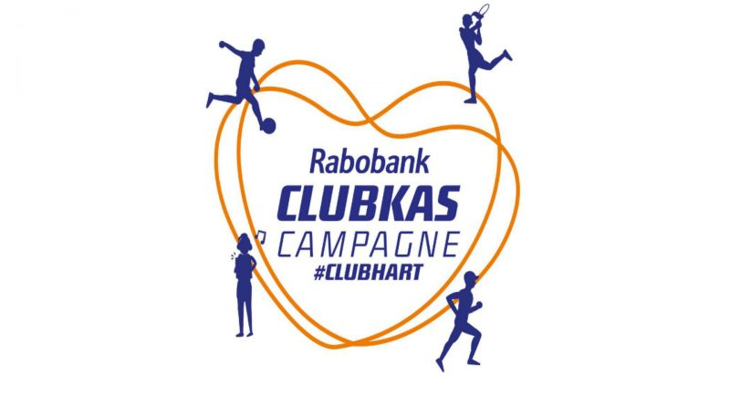 Uitreiking cheques Rabobank Clubkas Campagne