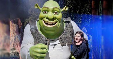 Meespelen in Scala's Shrek, de musical