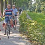 Landschapsfietstocht door Drents-Friese Wold