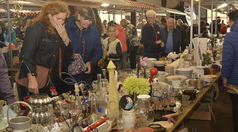 Rommelmarkt Kolderveen gaat niet door
