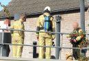 Brandmelding bij Woonzorgcentrum 't Vonder in Ruinerwold