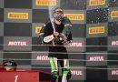 Motorcoureur Jeffrey Buis wereldkampioen