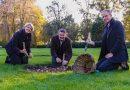 Keukenhof en Rotary planten End Polio Now tulp