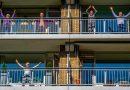 Balkon Gym bij Reestoord