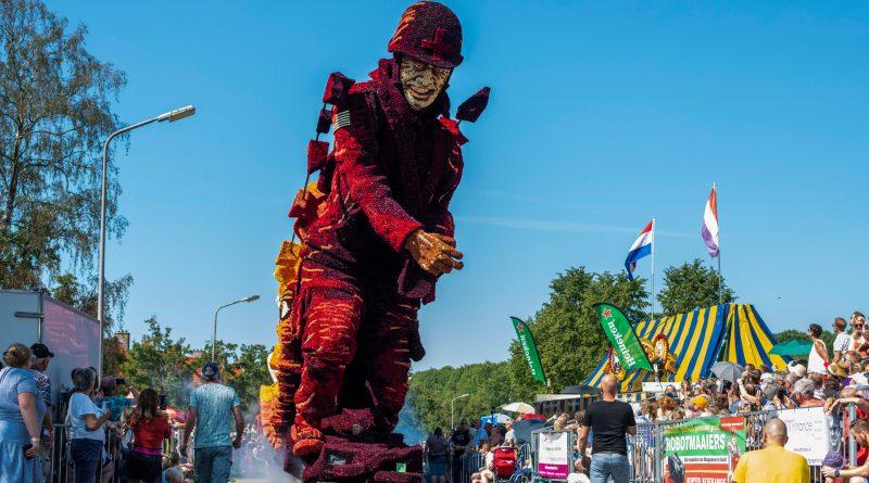 Corso Vollenhove wordt eenmalig 'Dahliafestival'