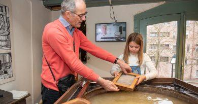 Drukkerijmuseum trots op Tweede Wereld Oorlog-tentoonstelling