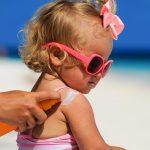 Zonkracht 7 betekent huid beschermen en smeren