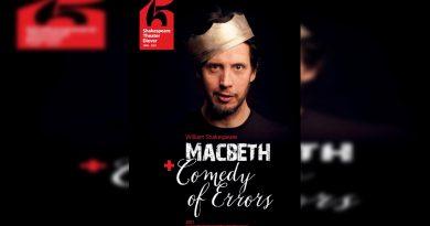 Shakespearetheater in Diever weer open