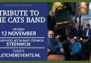 Tribute To The Cats Band in  Fletcher Steenwijk